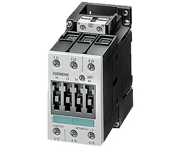 Sirius Contactor 3RT